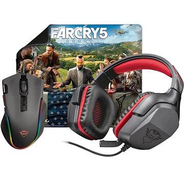 Trust GXT Gaming Bundle 3v1 + Far Cry 5 Zdarma (22874)