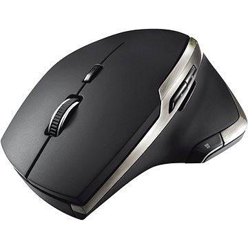 Trust Evo Advanced Wireless Laser Mouse, černá (19829)