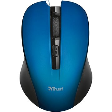 Trust Mydo Silent Click Wireless Mouse - blue (21870)
