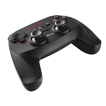 Trust GXT 545 Wireless Gamepad pro PC a PS3 (20491)