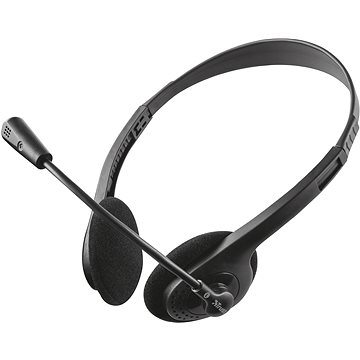 Trust Primo Chat Headset for PC and laptop (21665)