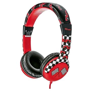 Trust Spila Kids Headphone - auto (20953)
