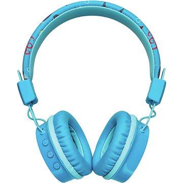 Trust Comi Bluetooth Wireless Kids Headphones - blue (23128)