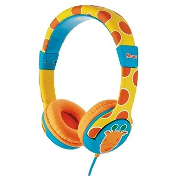 Trust Spila Kids Headphone - žirafa (20952)