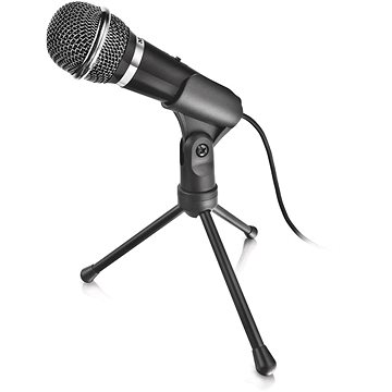Trust Starzz All-round Microphone for PC and laptop (21671)