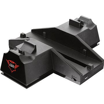 Trust GXT 702 Cooling Stand & Duo Charging Dock (21013)