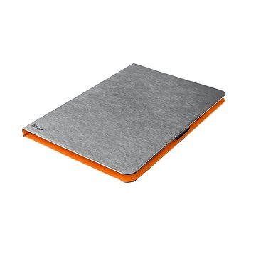 Trust Aeroo Ultrathin Folio Stand pro 7 tablety - šedo-oranžové (19991)