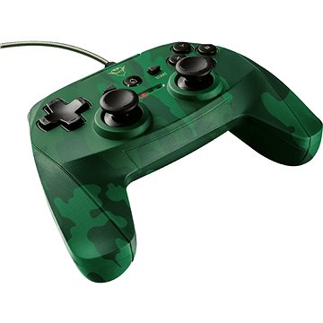 Trust GXT 540C Yula Wired Gamepad- camo (23291)