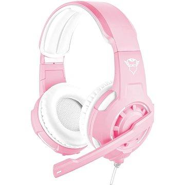 Trust GXT 310P Radius Gaming Headset - pink (23203)