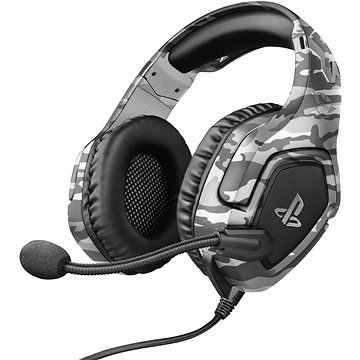 Trust GXT 488 FORZE-G PS4 HEADSET GREY (23531)