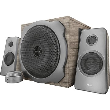 TRUST Tytan 2.1 Speaker Set - wood (23290)