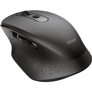 Trust Ozaa Rechargeable Wireless Mouse, černá (23812)