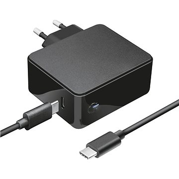 TRUST MAXO APPLE 61W USB-C LAPTOP CHARGER (23418)