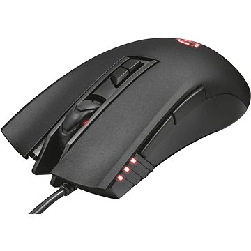 Trust GXT 121 Zeebo Gaming Mouse (23091)