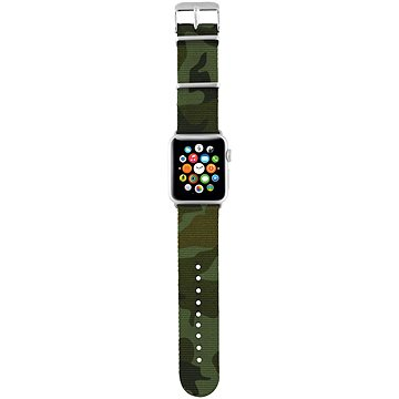 Řemínek Trust řemínek pro Apple Watch 38mm Camouflage (20916)