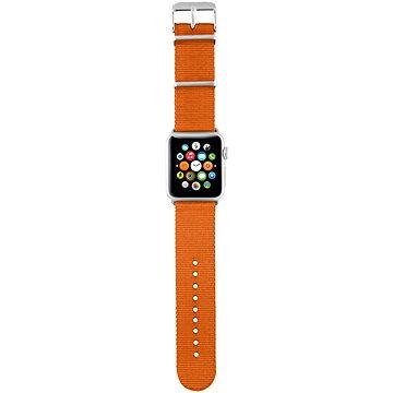 Řemínek Trust řemínek pro Apple Watch 38mm Orange (20975)