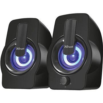 Trust Gemi RGB 2.0 Speaker Set - black (22948)