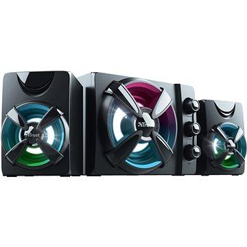 Trust Ziva RGB 2.1 Gaming Speaker Set(23644)