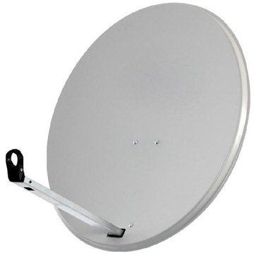 TeleSystem satelitní hliníková parabola 105x95cm (105 Al)