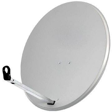 TeleSystem satelitní hliníková parabola 105x95cm, karton (H06a)