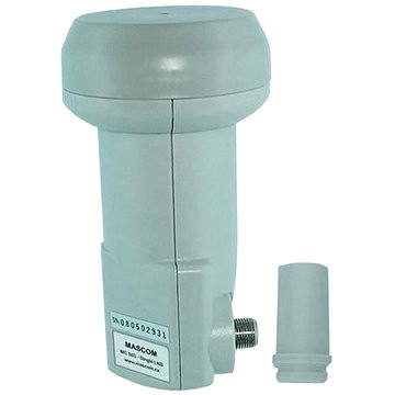 Mascom MCS02HD Single LNB 0.2dB (CH04j)