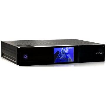 VU+ Solo 4K+Dual tuner DVB-S2/T2/T/C (U153m03)