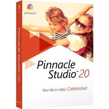 Pinnacle Studio 20 Standard (PNST20STMLEU)