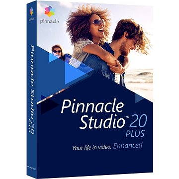 Pinnacle Studio 20 Plus (PNST20PLMLEU)