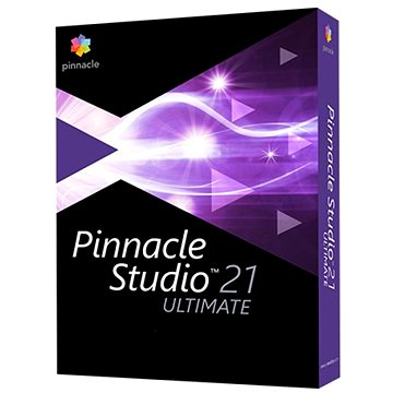 Pinnacle Studio 21 Ultimate (PNST21ULMLEU)