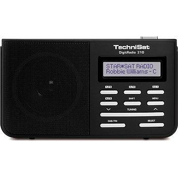 TechniSat DigitRadio 210 DAB+ (DR210DAB+)