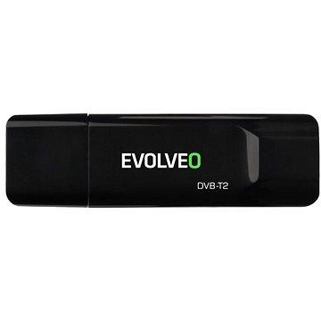 EVOLVEO Sigma T2, HD DVB-T2 H.265/HEVC USB tuner (SGA-T2-HEVC)