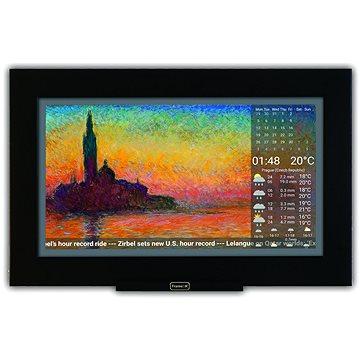 FrameXX Home 240, Smart Digital Photo Frame Wi-Fi - černý