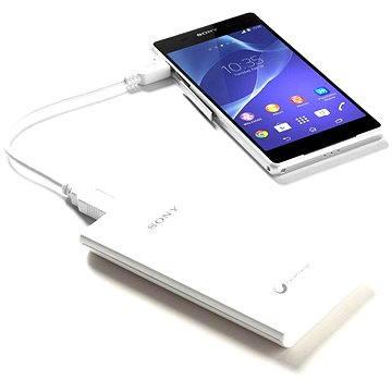 Sony CP-V5W bílá