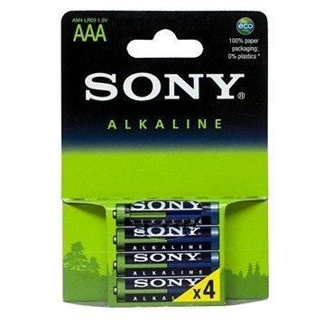 Sony LR03, AAA 1.5V, 4ks (AM4L-B4D)