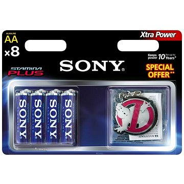 Sony Stamina Plus, AA, 8ks (AM3B8D-PROMO)