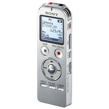 Sony ICD-UX533 stříbrný (ICDUX533S.CE7)