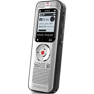 Philips DVT2000 stříbrný (DVT2000)