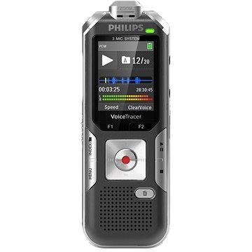Philips DVT6010 černo-stříbrný