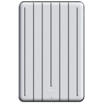 Silicon Power Bolt B75 SSD 128GB stříbrný (SP128GBPSDB75SCS )
