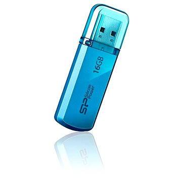 Silicon Power Helios 101 Blue 16GB (SP016GBUF2101V1B)