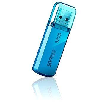 Silicon Power Helios 101 Blue 32GB (SP032GBUF2101V1B)