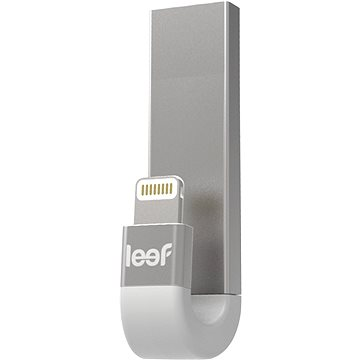 Leef iBRIDGE3 64 GB silver (LIB300SW064A1)