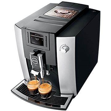 JURA E6 (15058) + ZDARMA Zrnková káva AlzaCafé 250g Čerstvě pražená 100% Arabica Digitální předplatné Beverage & Gastronomy - Aktuální vydání od ALZY