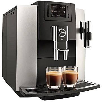 JURA E8 (15084) + ZDARMA Zrnková káva AlzaCafé 250g Čerstvě pražená 100% Arabica Digitální předplatné Beverage & Gastronomy - Aktuální vydání od ALZY