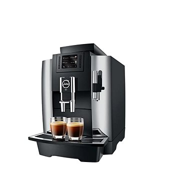 JURA WE8 (15091) + ZDARMA Zrnková káva AlzaCafé 250g Čerstvě pražená 100% Arabica Digitální předplatné Beverage & Gastronomy - Aktuální vydání od ALZY