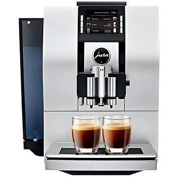 JURA Z6 ALU (15129) + ZDARMA Zrnková káva AlzaCafé 250g Čerstvě pražená 100% Arabica Digitální předplatné Beverage & Gastronomy - Aktuální vydání od ALZY