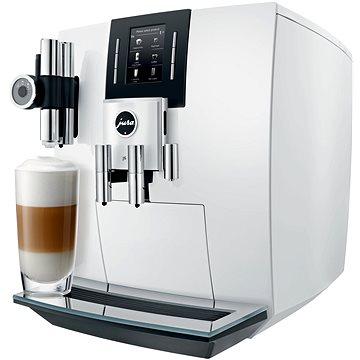 Jura J6 bílá (15165) + ZDARMA Zrnková káva AlzaCafé 250g Čerstvě pražená 100% Arabica Digitální předplatné Beverage & Gastronomy - Aktuální vydání od ALZY
