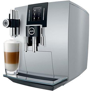Jura J6 stříbrná (15111) + ZDARMA Zrnková káva AlzaCafé 250g Čerstvě pražená 100% Arabica Digitální předplatné Beverage & Gastronomy - Aktuální vydání od ALZY
