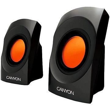 Canyon SP20JB černo-oranžové (CNR-SP20JB)
