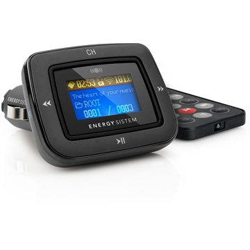 Energy Sistem Car Transmitter 1100 Dark Iron (381456)